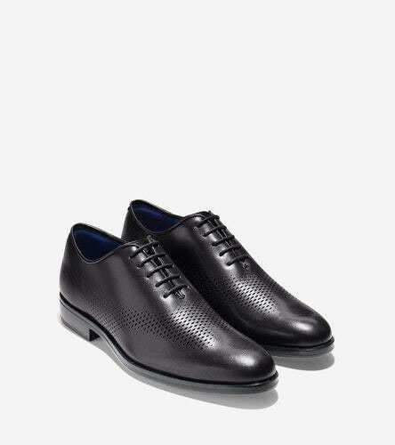 Cole Haan Chaussures Hommes Washington Grand Laser Bout D'Aile Oxford