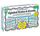 Alphabet Names & Sounds  : Learn to Identify Alphabet Letters and Beginning Letter Sounds While Having the Fun of Playing Lotto! by Key Education (Mixed media product, 2007)