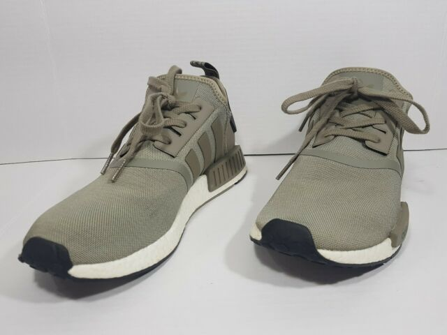 NEW ADIDAS NMD r1 Trace Cargo Olive BA7249 Men Size 8.5