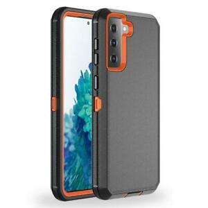 For-Samsung-Galaxy-S21-Ultra-Shockproof-Hybrid-Case-Non-Slip-Armor-Shell-Cover