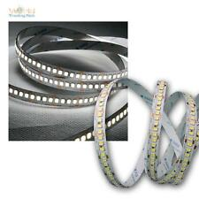 (16€/m) 5m LED Lichtband 208 SMD/m kaltweiß 1950lm/m Streifen Leiste Band Stripe