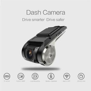 1080P-Wifi-Car-Dash-Cam-DVR-Camera-Video-Recorder-Night-Vision-G-sensor-ADAS-New