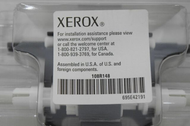 108R148 Dc240 NEW XEROX DOCUMENT FEED ROLLER ASSEMBLY
