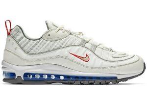 Detalles acerca de Nike Max 98 CD1538 100 cumbre Blanco Air Zapatillas Para Correr Para hombres Talla 14 mostrar título original