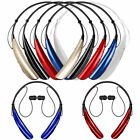 Wireless Bluetooth Stereo Headset Headphone For LG Tone Pro Samsung HTC 750