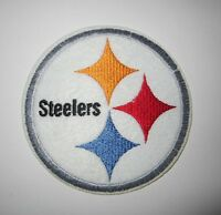 Pittsburgh Steelers Nfl Iron On Embroidered Patch Applique No Sewships Freeusa