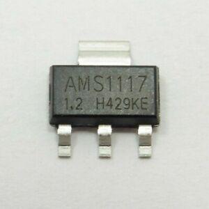 AMS1117-1.5V Linear Low Dropout Voltage Regulator Chip SMD SOT-223