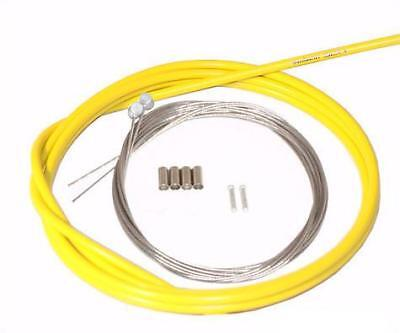 Shimano Sis Derailleur Cables /& Housing Kit Yellow Mountain And Road Bike