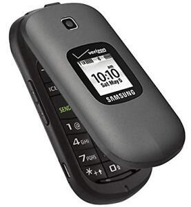 Samsung-Gusto-2-SCH-U365-Gray-or-White-Verizon-Flip-Phone-Must-Read