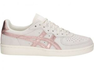 best service 15f31 b62ff Details about asics Japan Onitsuka Tiger GSM 1182A014 Cream × Rose water