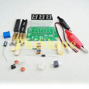 Voltmeter-DIY-Kit-Voltage-Meter-DIY-Electronic-Production-Suite-Voltmeter-DIY