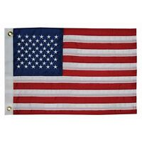 24 In. X 36 In. Deluxe Sewn 50 Star U.s. Flag on sale