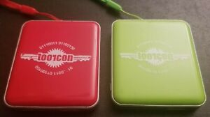 2015 Toorcon 17 Red & Green Electronic Badges