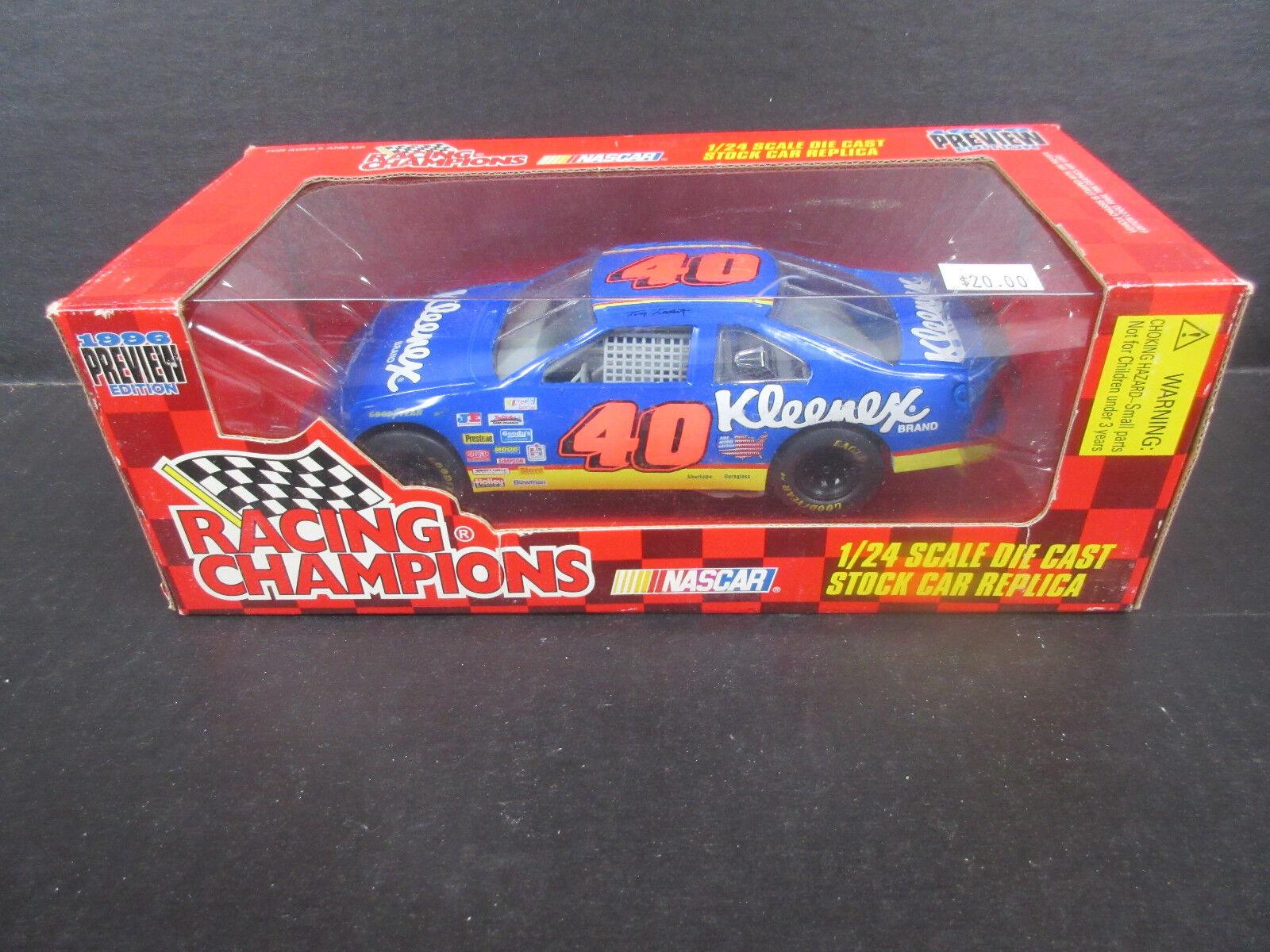 precios mas baratos 1996 Racing Champions Champions Champions Vista previa Edition  40 1 24 coche  punto de venta barato