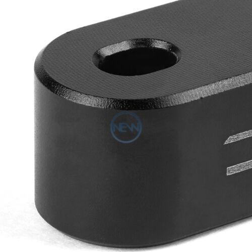 Hood Spacer Riser Black Engine Heat Ventilation for Civic//Del Sol//Integra//CRX