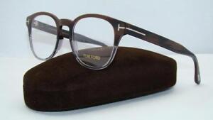 b273f51888 TOM FORD TF 5400 065 Brown   Grey +Orig Case Glasses Frames ...
