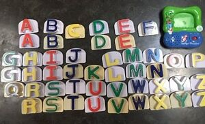 Leap-Frog-Fridge-Phonics-Complete-with-Extra-Letters-46-Tested-Works