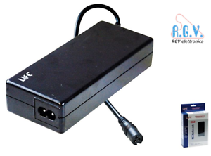Alimentatore universale PC portatile notebook 90W 8 plugs