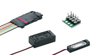 Märklin 60986 Sound descodificador msd3 diesellok-Sound 8-clavijas de enchufe para un nuevo