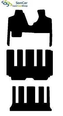 CHRYSLER VOYAGER dal 2001 al 2008 TAPPETI per AUTO SU MISURA tappetini grandi