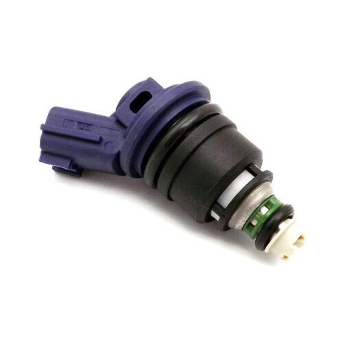 1 x Genuine Fuel Injector 16600-21U01 for 1996 Nissan 300ZX Turbo 16600-21U00
