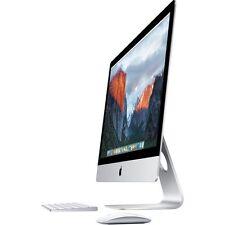Apple iMac 27in 5K Retina, 3.5Ghz i5, 8GB RAM, 1TB Fusion, Late 2014