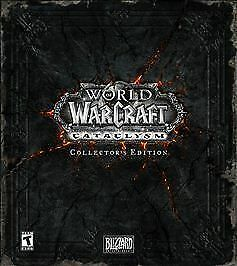 World of Warcraft: Cataclysm -- Collector's Edition (Windows/Mac: Mac and  Windows, 2010) for sale online | eBay