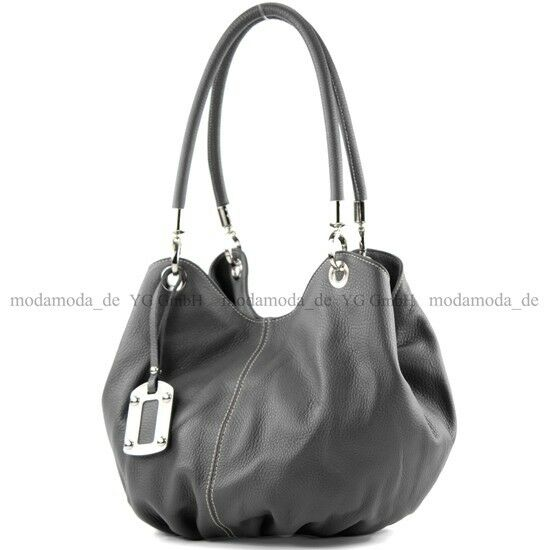 Ital. Damentasche Handtasche Ledertasche Beuteltasche Schultertasche Schultertasche Schultertasche Leder 822 | Moderne und stilvolle Mode  61d109