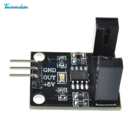 LM393 H2010 Photoelectric Opposite-type Count Infrared Sensor Module For Arduino