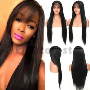 Details about 26inch Long Straight With Fringe