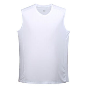 5e5fc9733ef Mens Big and Tall Modal Sleeveless V-Neck T-Shirt Undershirt Tank ...