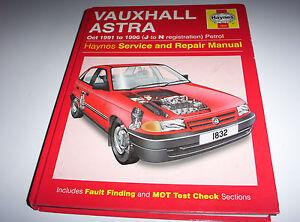 """Haynes Workshop Manual. Vauxhall Astra Oct 1991-1996-l Astra Oct 1991-1996"""" Data-mtsrclang=""""fr-fr"""" Href=""""#"""" Onclick=""""return False;"""">afficher Le Titre D'origine Jlsv9kuc-07225435-684849888"""