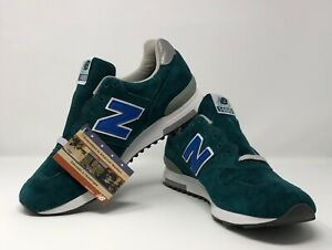 new concept 8b6cf 7acec Details about New Balance 1400 Suede Size 13 Evergreen J Crew Made in USA  M1400JJ2 RARE