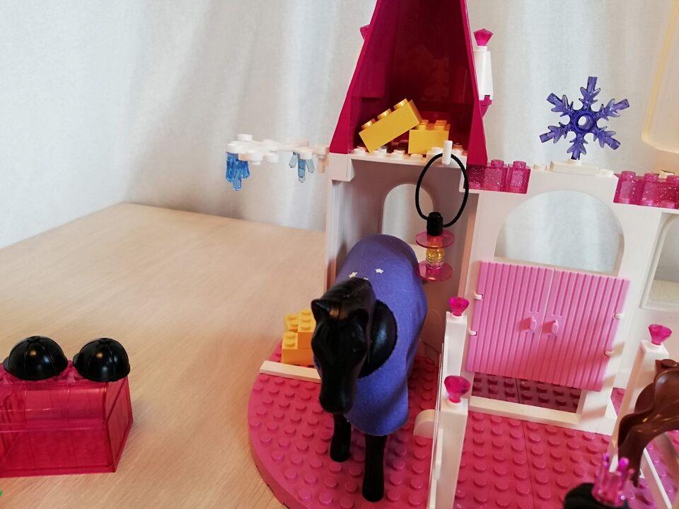 Lego Belville, 7581 - Den kongelige vinterstald