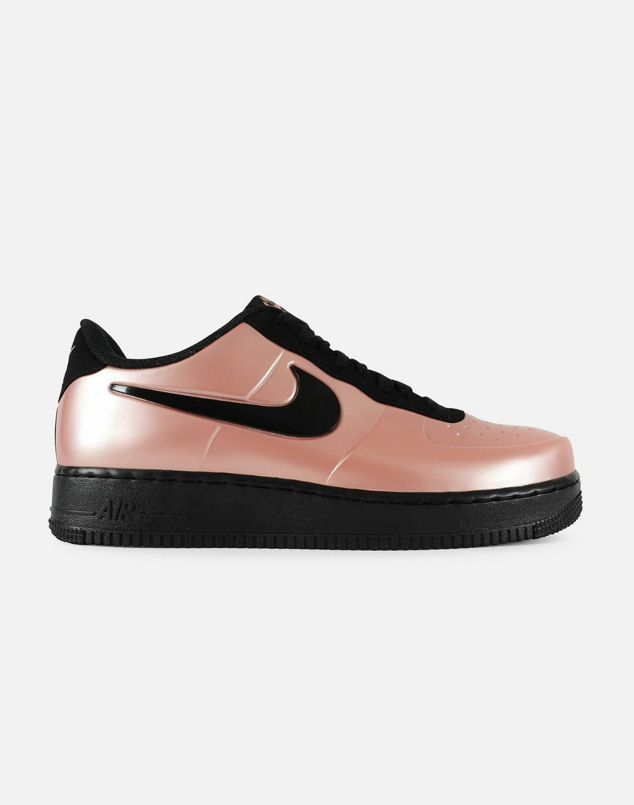 Nike Air Force One 1 Foamposite Cup Sole CORAL STARDUST AF1 AJ3664-600 Mens 8.5