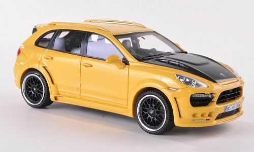Hamann Guardian giallo / Carbon 2011 1:43 Model NEO SCALE MODELS
