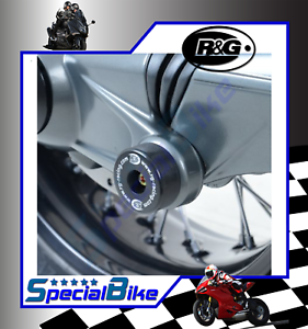 BMW R 1200 GS 2004 /> 2012 PROTEZIONI FORCELLONE R/&G TAMPONI ASSE RUOTA