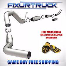 "MagnaFlow Exhaust For 04.5-07 Dodge Ram 2500 3500 5.9 Diesel 4"" Turbo Back"