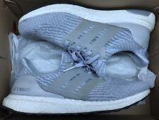 adidas Ultra Boost 3.0 Clear Grey Size