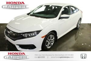 2018 Honda Civic LX BLUETOOTH/CAM