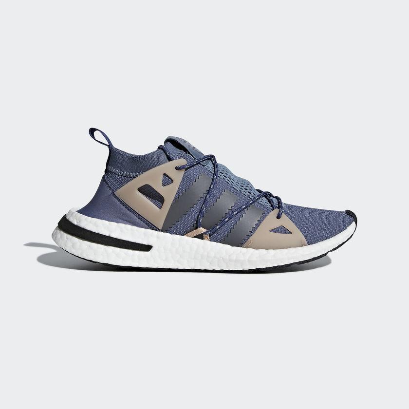 Adidas Women's Original Arkyn NEW AUTHENTIC Steel/Grey/Ash Pearl DA9606