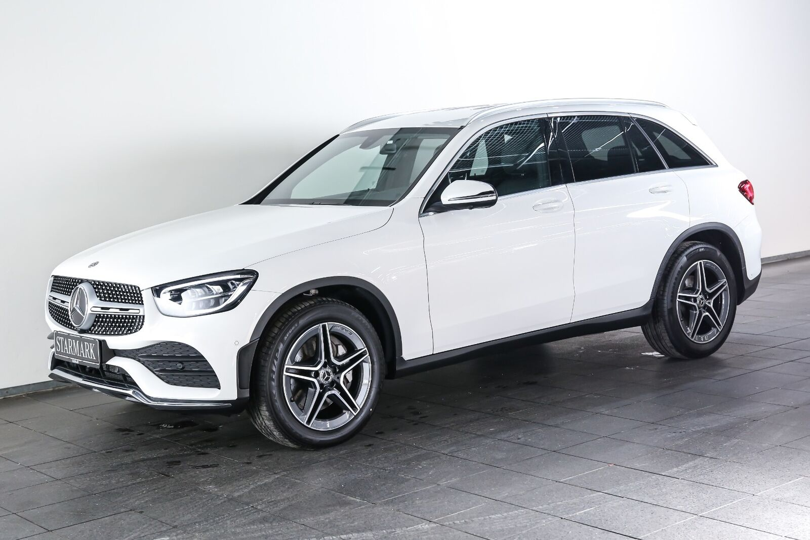 Mercedes-Benz GLC300 2,0 AMG Line aut. 4Matic