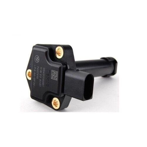 BMW E82 E90 745i 745Li Genuine Engine Oil Level Sensor with O-Ring 12617607910