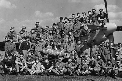 WWII photo American transport aircraft Budd RB-1 Conestoga US Navy world war 35a