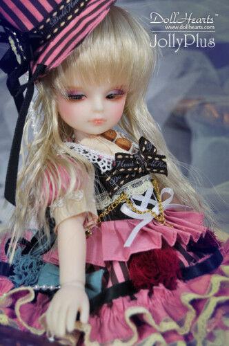 rosadoy Alice Sueño Luna  Jolly plus doll corazón BJD