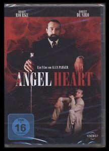 DVD ANGEL HEART - MICKEY ROURKE + ROBERT DE NIRO **NEU*