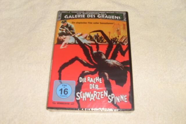 Rache Der Schwarzen Spinne Galerie Des Grauens 2 Gunstig Kaufen Ebay