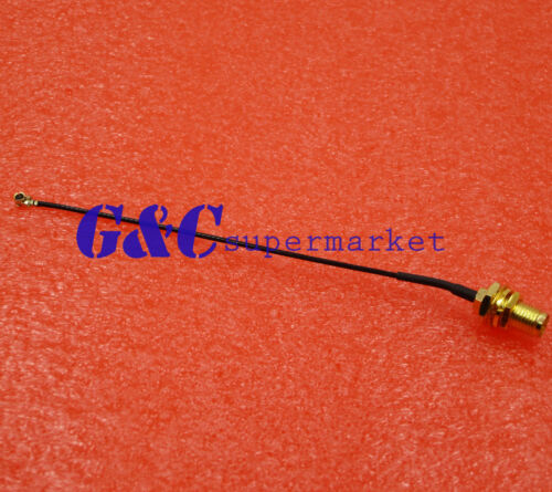 5PCS Gold-plated 10cm IPEX Cable RF To SMA Female RF Pigtail Extension Cable