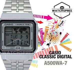Casio-Classic-Series-Digital-Watch-A500WA-7D-AU-FAST-amp-FREE