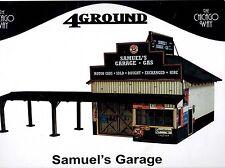 4Ground 28mm The Chicago Way Samuel's Garage - 28S-CHW-102